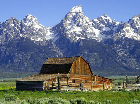 Природа США: путешествуем по штатам и любуемся видами   Amuze   Scoop.it