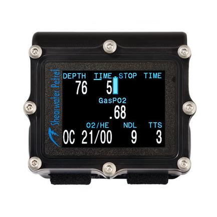 Petrel OC/CC Standalone | Trimix Dive Computer for Tech Diving | Dive Computers | Scoop.it