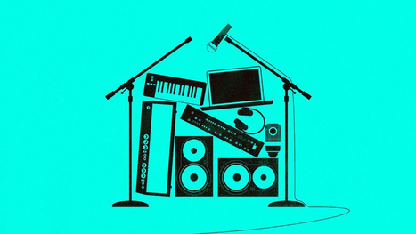 The Basics of Music Production, Lesson 1: Set Up Your Home Studio | Bazaar | Scoop.it