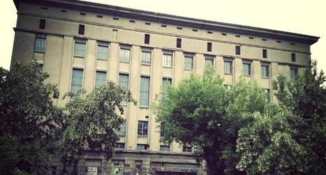 Getting into Berghain: There's an app for that | DJing | Scoop.it