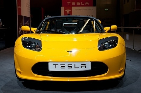 Will Tesla Drive To A New Double? | Technology Developments | Scoop.it