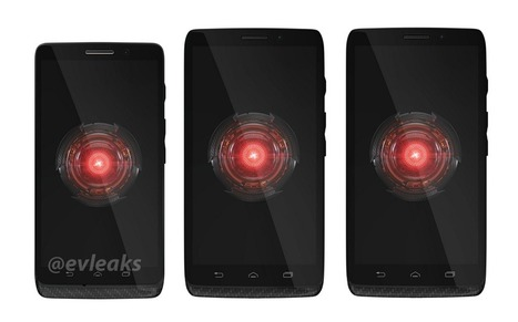 Motorola Droid Mini, Droid Ultra, and Droid Maxx Press Photos Leaked Online - Android Geeks | Android Now | Scoop.it