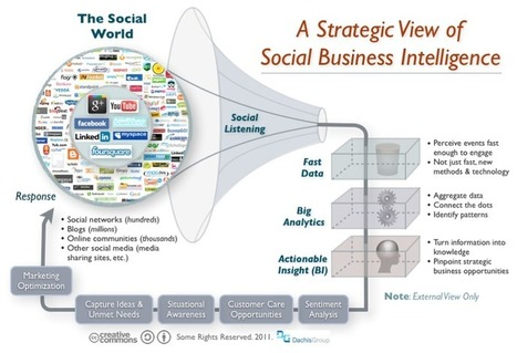 Six Key Decision Criteria to Take on Social Business Intelligence Solutions | social | Scoop.it