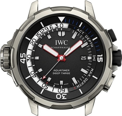 IWC Schaffhausen | International Watch Company | Collezione | Famiglia Aquatimer | b-yourtime | Scoop.it
