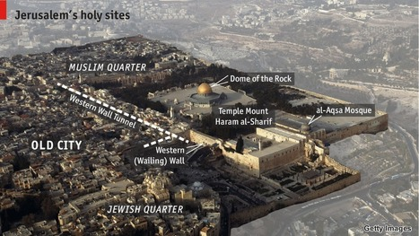 Trouble is brewing again at Jerusalem's holiest site | Global Affairs & Human Geography Digital Knowledge Source | Scoop.it