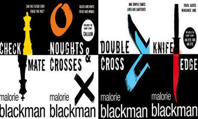 Design a new cover for Malorie Blackman's Noughts and Crosses – competition - The Guardian | American Biblioverken News | Scoop.it