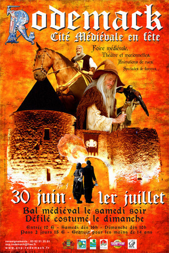 Fête Médiévale 2012-RODEMACK (FR) | Festivals Celtiques et fêtes médiévales | Scoop.it