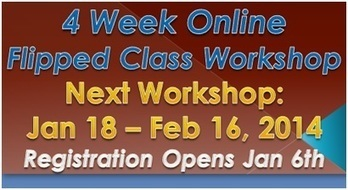 Flipped Classroom Online Workshops | Emerging Education Technology | iPads in Mind | Scoop.it