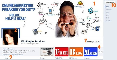 Facebook Timeline for Businesses: 10 Most Important Features You Need to Know   VA Simple Services   Social Media (network, technology, blog, community, virtual reality, etc...)   Scoop.it