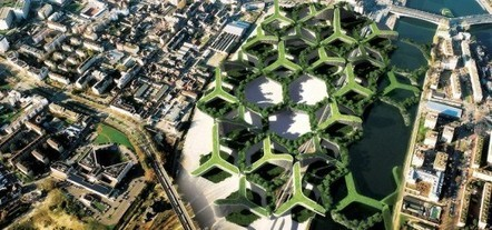 Rouen Masterplan, France - e-architect | The Architecture of the City | Scoop.it