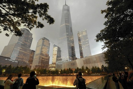 Architecture review: At 9/11 Memorial Museum, a relentless literalism - Los Angeles Times | Architecture and interiors i love | Scoop.it