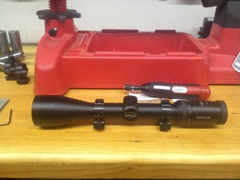 Precision of Alaska Arms LLC CZ Rings at alalskaarmsllc.com | Guns & Gunsmith | Scoop.it