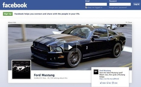 Facebook Timeline: 9 Best Practices for Brands | Visual Content Strategy | Scoop.it
