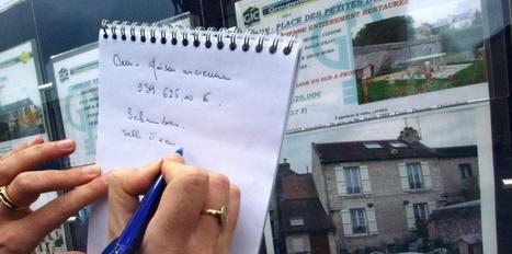 Immobilier : les taux des crédits repartent à la baisse - Challenges.fr | immobilier2 | Scoop.it