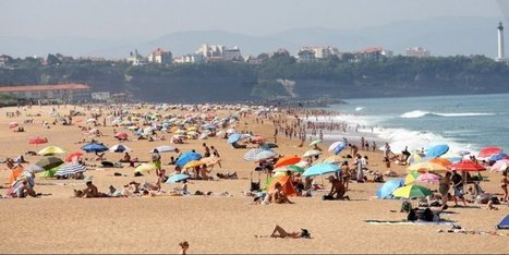 Chiffres du tourisme à Anglet :  des indicateurs satisfaisants | Actu Réseau MOPA | Scoop.it