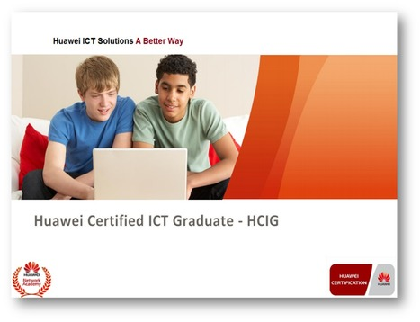 Huawei 6 Month Industrail Training Program - Mystreet Ads | Cognitel Training Courses | Scoop.it