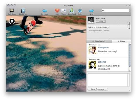Instadesk: The First Instagram Client for Mac | Toute l'actualité du Mac | Scoop.it