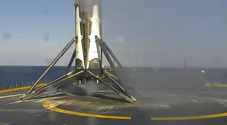 SpaceX to brief underwriters on the road to Falcon 9 reusability   SpaceNews.com   The NewSpace Daily   Scoop.it
