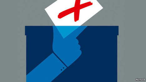 How to steal an election | Comparative Government and Politics | Scoop.it