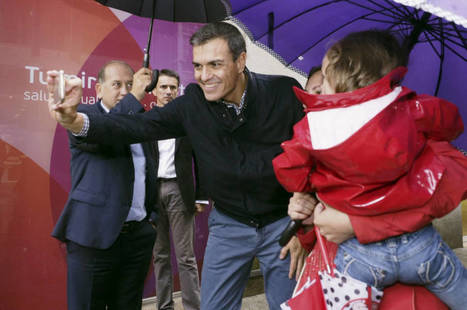Sánchez usa el caso Barberá como ariete para llamar al acuerdo a Podemos y Cs. Noticias de Elecciones Generales | Utopías y dificultades. | Scoop.it
