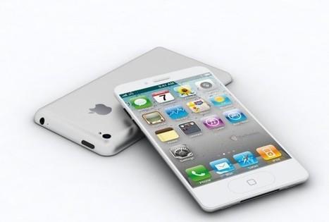 Rumeurs : l'iPhone 5 en production, un lancement cet été ? | Web Marketing Magazine | Scoop.it
