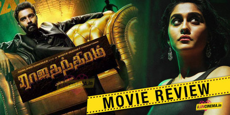 Rajathandhiram Review & Rating – brilliant entertainer !  Robs your hearts !!   kollywood   Scoop.it