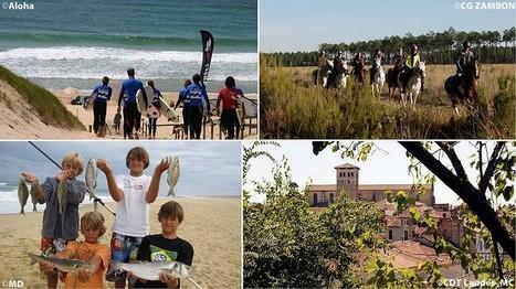 L'été indien dans les Landes   Vacances dans les Landes   Scoop.it