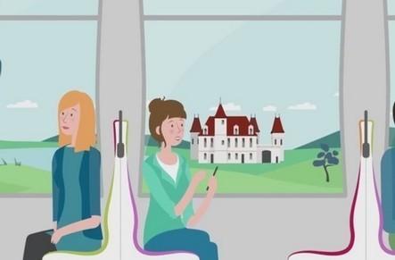 Hapi, l'application SNCF pour découvrir le patrimoine | Nouvelles Technologies et Tourisme | Scoop.it