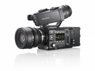 SONY ANNOUNCES F5, F55 AND OTHER TOYS | Filmmaker Magazine | Sony Professional | Scoop.it