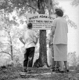 RELIGION IN AMERICAN HISTORY: Hiking in the Garden of Eden   Go outside and play!   Scoop.it
