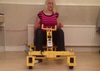 Lego Go-Kart   Big and Open Data, FabLab, Internet of things   Scoop.it