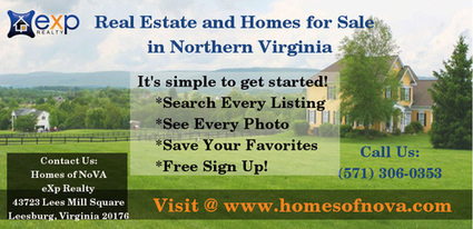 Real Estate and Homes for Sale in Northern Virginia | Real Estate and Homes for sale in Northern Virginia | Scoop.it