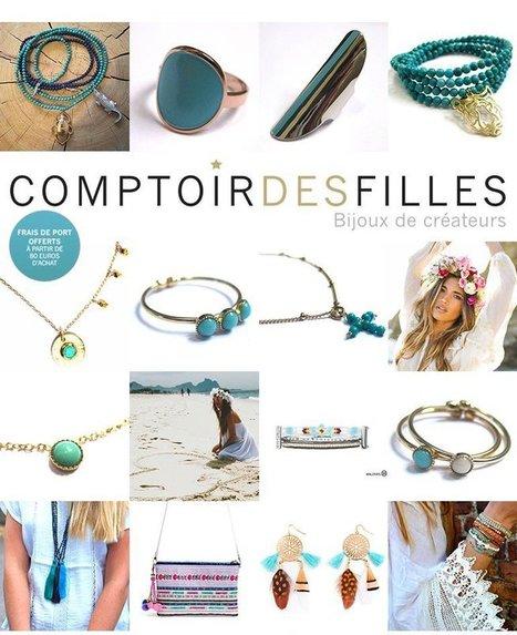L'été sera turquoise - Comptoir des Filles | Comptoir des Filles | Scoop.it