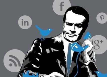 B2B: Le Blog: Social Selling : 16 statistiques pour vous convaincre   usages du numérique   Scoop.it