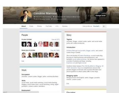 Google Plus pages and profiles get new design | PaginaUno - Innovazione | Scoop.it