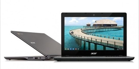 Chromebook Sales Will Rise As Businesses Adopt Cloud Tech | Cloud Central | Scoop.it
