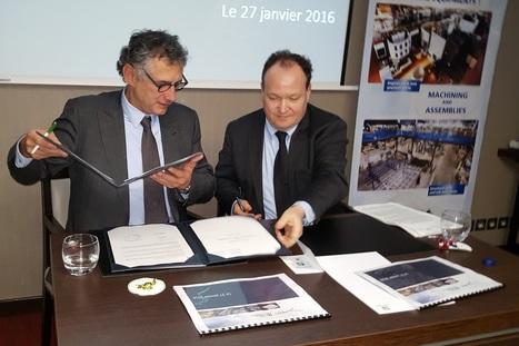 La BEI a décidé d'accompagner les investissements de Figeac Aéro | Midenews Everywhere | Scoop.it