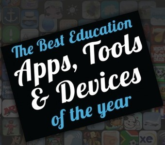 The 20 Best Education Apps And Web Tools Of The Year - Edudemic | Social Media 4 Education | Scoop.it