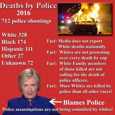 Seems Whites have more to worry about than any other race .. #MSM  #FAIL | Criminal Justice in America | Scoop.it