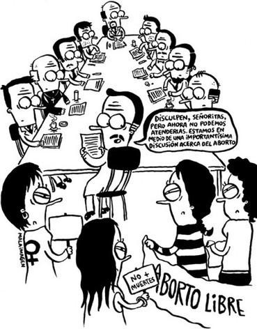 CHILE: LA DESPENALIZACIÓN DEL ABORTO A DISCUSIÓN | Genera Igualdad | Scoop.it