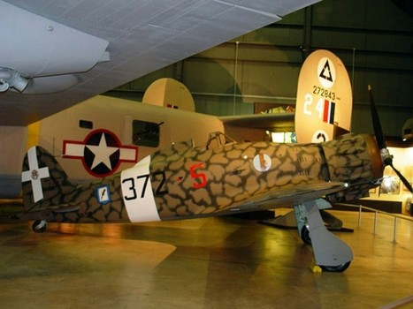 Macchi C.200 Saetta – Walk Around | History Around the Net | Scoop.it