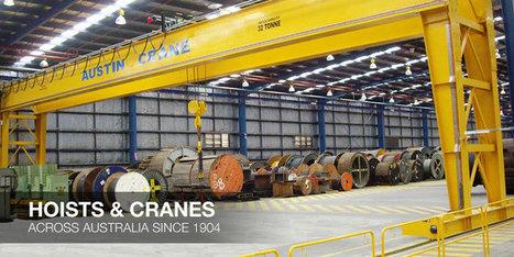 Hoists, Cranes, Crane Accessories, Crane Servicing, Australia | Bridge Gantry Crane | Scoop.it