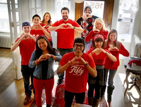 Why The Social Firm Celebrates Wear Red Day | SEO | Scoop.it