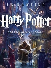 Harry Potter Getting New Cover Art for its 15th Anniversary   Tor.com   Children's and Middle grade book marketing   Scoop.it