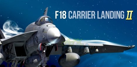 F18 Carrier Landing II Pro v1.0 apk +data | Android Games | Scoop.it