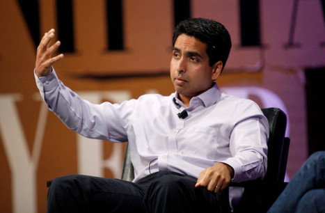 Khan Academy CEO Talks Coding And Move To Brick-And-Mortar Schools | EduInfo | Scoop.it