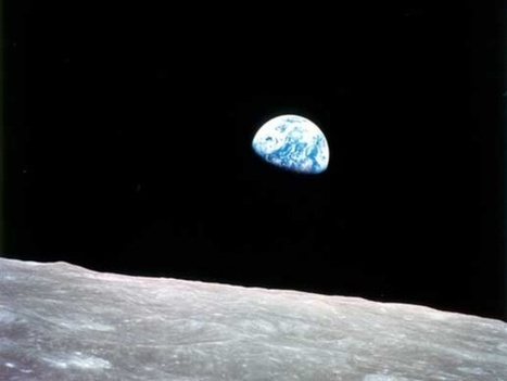 How Astronauts Nearly Missed Taking the Iconic Earthrise Photo on Christmas Eve, 1968 | What's new in Visual Communication? | Scoop.it