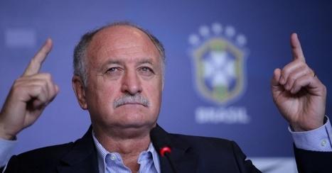 Felipão critica Mourinho e admite a jornal possível volta à Europa pós-Copa   Futebol   Scoop.it