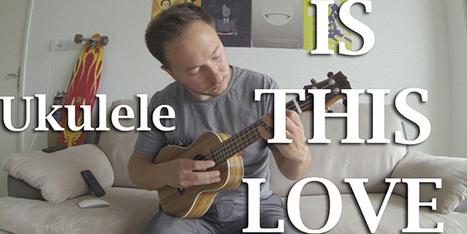 Ukulele Is this love - Tuto vidéo et tablature | tablature et partition ukulele | Scoop.it