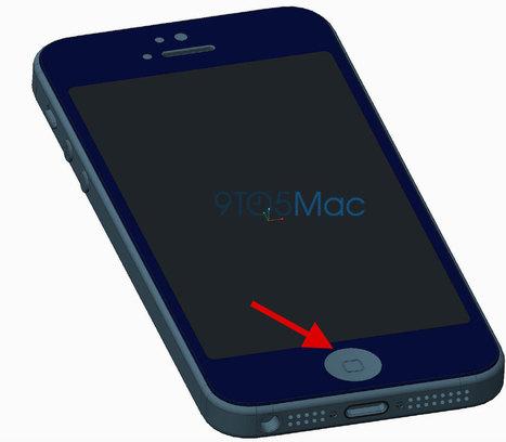 Modelo 3D de lo que podría ser el iPhone 5SE | Mobile Technology | Scoop.it